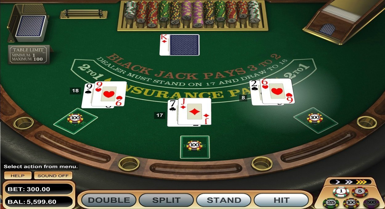 Online Blackjack Rules Strategy
