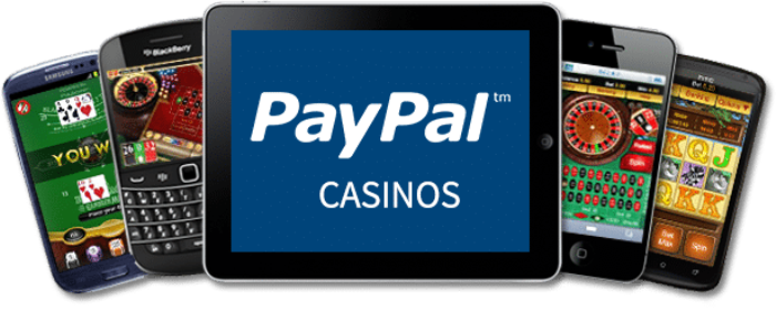 Online Casino Games Paypal