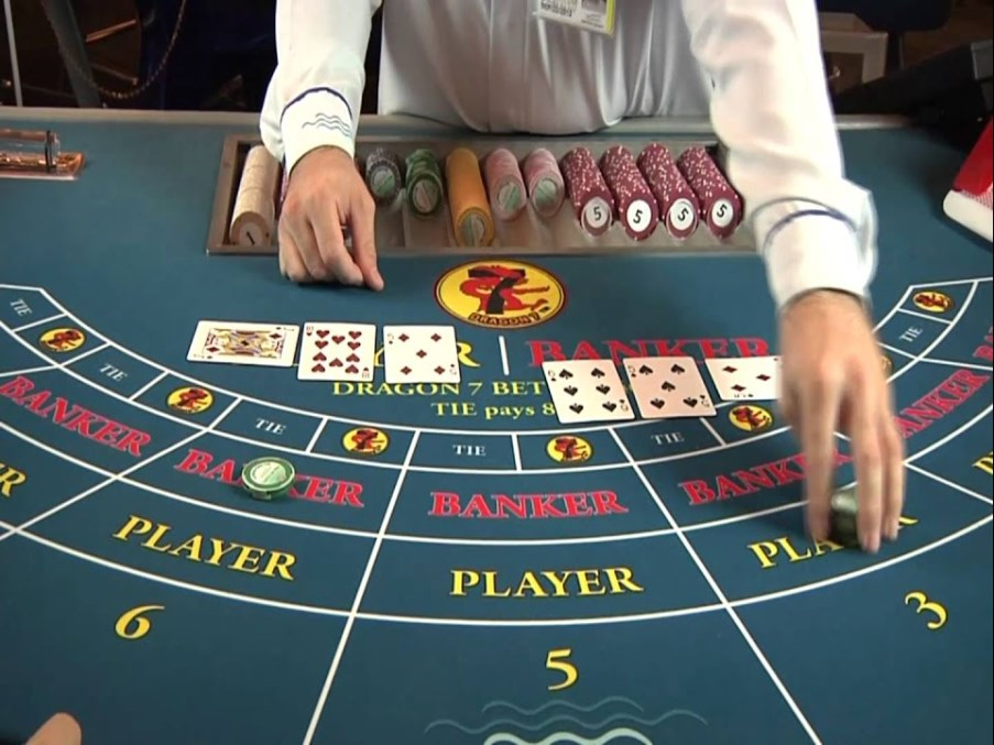 How to Play Baccarat -Comment jouer au baccara