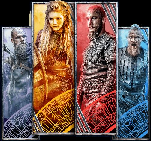 Play Vikings Free Slot
