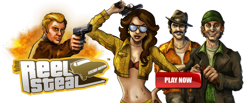 Play The Reel Steal Free Slot